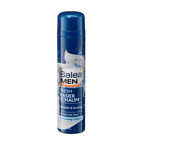 Balea MEN pěna na holení Fresh, 300 ml