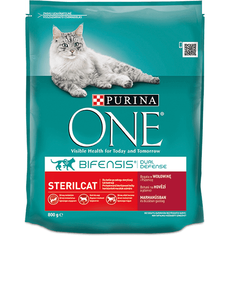 PURINA ONE -Sterilcat 450 g