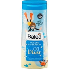 Balea Kids Dusche & Shampoo Cool Moon, 300 ml